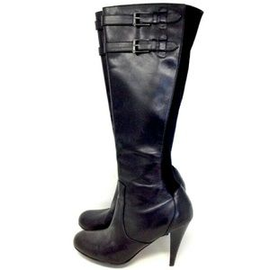 Cole Haan Nike Air Knee Boots Size 9B
